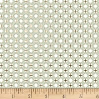 Clothworks Stitch Cats Plaid Taupe