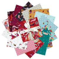 "Clothworks Stitch Cats 5"" Squares"
