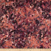 Hoffman Bali Batik 3-D Box Wildberry