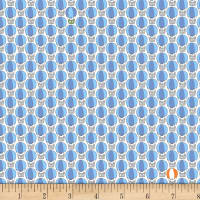 Stof Fabrics Denmark Count On Me Dots Fresh