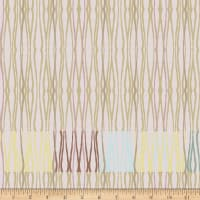 Stof Fabrics Denmark Urban Nature Abstract Stripes Paste