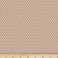 Stof Fabrics Denmark Winter Is Coming Dots Beige