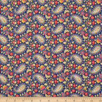 Baltimore House Paisley Navy