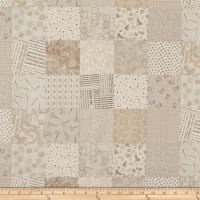 Fade In Sewing Squares Light Grey