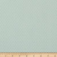 Aunt Grace Backgrounds Zig Zag Green
