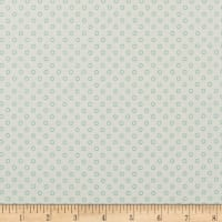 Aunt Grace Backgrounds Dots Green