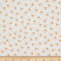 Aunt Grace Backgrounds Scotties Orange