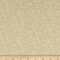 Mrs. Miller's Apprentice Bess' Dress Print Cream