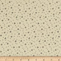 Mrs. Miller's Apprentice Will's Dress Shirt Print Cream