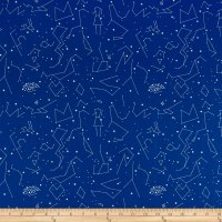 Andover Constellations Blue