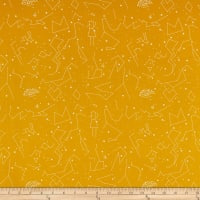 Andover Constellations Yellow