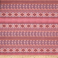 Home Accent Aztec Jacquard Jewel