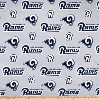 NFL Fleece L.A. Rams Navy