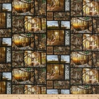Realtree Daybreak Edge Patch Multi