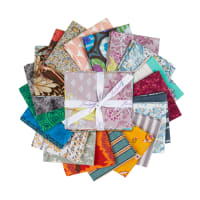 MYSTERY Freespirit Fat Quarter 20 Pcs. Multi