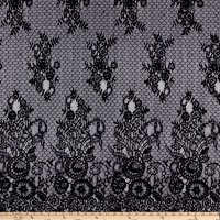 Klauber Bros. Chantilly Lace Black