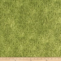 ArtCo Prints Canvas Grass Green