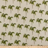 ArtCo Prints Canvas Palmtree Brown