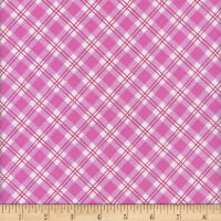 Flannel Snuggy Small Argyle Pink
