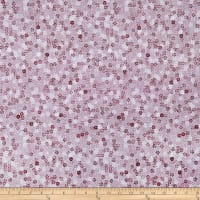 Stof Fabrics Denmark Cosy Minds Small Flowers Graphics Bordeaux