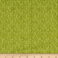 Stof Fabrics Denmark Petits Motifs Stripe Structure Lime
