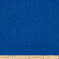 Stof Fabrics Denmark Bright Mini Leaf Textured Blue