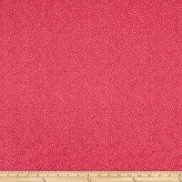 Stof Fabrics Denmark Bright Mini Leaf Textured Fuschia