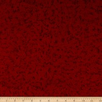 Stoffabrics Denmark Basic Twist Tonal Blender Red