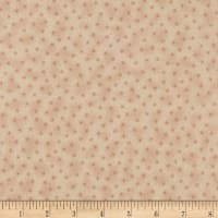 Stoffabrics Denmark Basic Twist Stars Ground on Peach