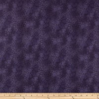 Stoffabrics Denmark Basic Twist Crackle Dark Blue