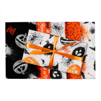 Boo Halloween Fat Quarter Bundle 5 Pcs Multi
