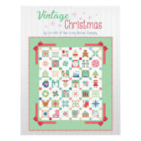 Riley Blake Designs Vintage Christmas Quilt Kit by Lori Holt