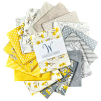 Whistler Studios  Eliana Fat Quarter Bundle 17 Pcs Multi