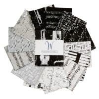 Whistler Studios Opus Fat Quarter Bundle 13 Pcs Multi