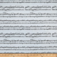 Whistler Studios Opus Sheet Music Grey