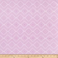 Whistler Studios Stand Tall Diamond Geo Pink