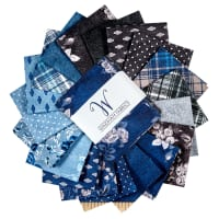 Windham Gina Whistler Studios Fat Quarters Multi 19 pcs.