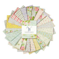 Whistler Studios Roslyn Fat Quarters Multi
