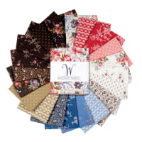 Windham Annie Williamsburg Fat Quarter Bundle Multi 20 pcs