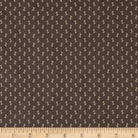 Windham Colonial Williamsburg Shirting Charcoal