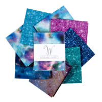 Windham Interstellar Whistler Studios Fat Quarters Multi 8 pcs