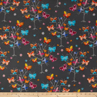 Whistler Kaleidoscope Butterfly Trees Charcoal