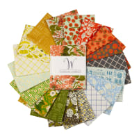 Windham Mazy Dylan Merzwinski Fat Quarters Multi 18 pcs