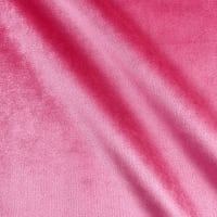 Plush Darling Velvet Fuchsia