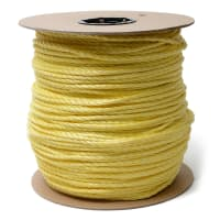 "AbbeyShea 3/16"" Polypropylene Rope Yellow (708 Yards, Spool)"