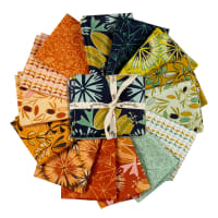 Paintbrush Studio Fabrics Bloom Fat Quarters Multicolored 14 Pcs