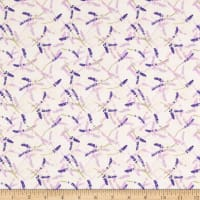Paintbrush Studio Fabrics Croatia Lavender Blender Tan