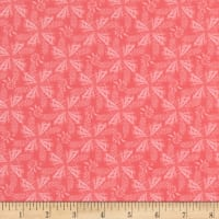 Paintbrush Studio Fabrics Gulls Just Wanna Have Fun Tonal  & Tidal Coral