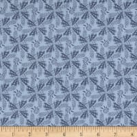 Paintbrush Studio Fabrics Gulls Just Wanna Have Fun Tonal  & Tidal Grey/Blue