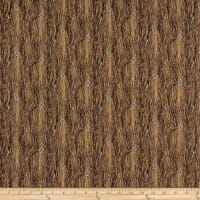 Paintbrush Studio Fabrics Menagerie Tree Bark Brown